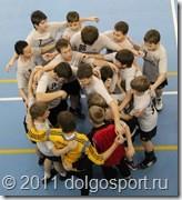 Гандбол в Долгопрудном. Международный турнир в Тирасполе. Ноябрь 2011г.