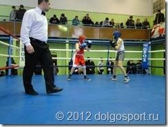 Спорт в Долгопрудном. Открытое первенство г. Долгопрудного по боксу