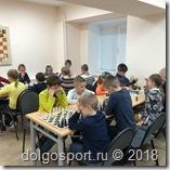 Муниципальный этап соревнований по шахматам