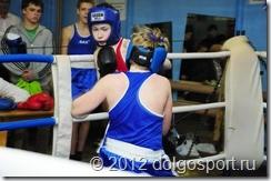 Соревнования по боксу в Москве