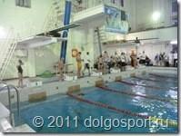 Успешное выступление пловцов ДЮСШ Долгопрудного на соревнованиях в Санкт-Петербурге