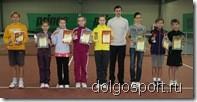 Победители турнира в Сергиевом Посаде