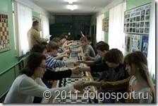 Шахматы в Долгопрудном
