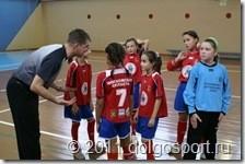 Спорт в Долгопрудном. Школа №6 - победитель соревнований по мини-футболу
