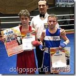 Турнир по боксу памяти А.Г. Журавлёва