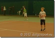 На корте Вася Никитин и Егор Трофимов - победители парного турнира в Дмитрове