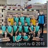 """Соревнования по гандболу """"Юный гандболист"""" в Астрахани"""