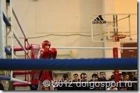 В ринге Долгопрудненские боксёры
