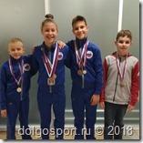 Открытые детские соревнования по плаванию в Обнинске