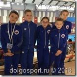 Международный турнир по плаванию Mad Wave в г.Бресте