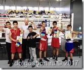В г. Таганроге с 12 по 15 октября прошёл открытый турнир по боксу Таганрогского Казачьего округа.