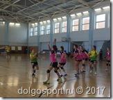 1-й круг Первенства Московской области по гандболу среди девушек 2003 г.р.