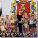 Открытый чемпионат Владимирской области по художественной гимнастике